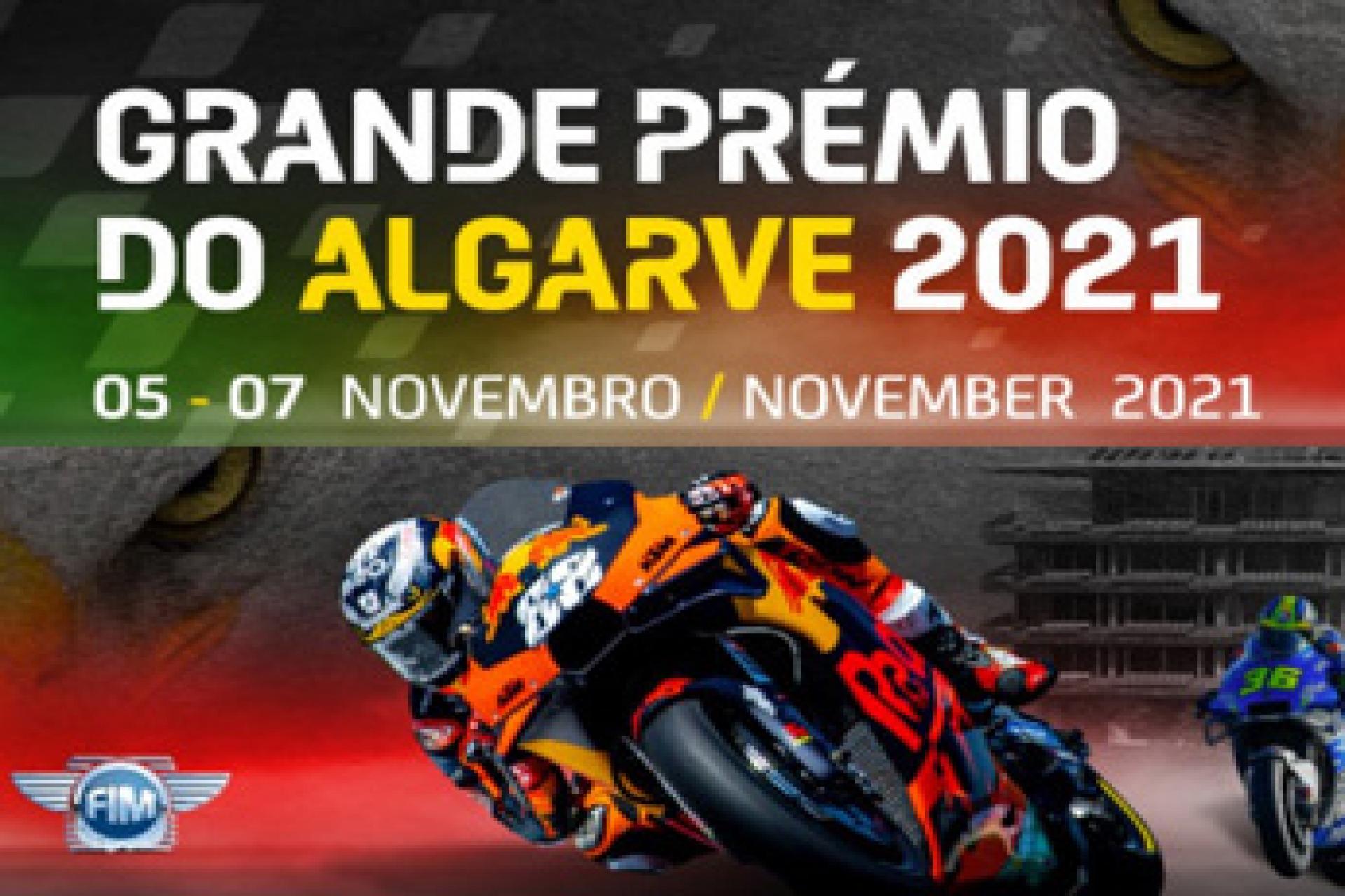 GRANDE PRÉMIO DE PORTUGAL MOTO GP - ALGARVE
