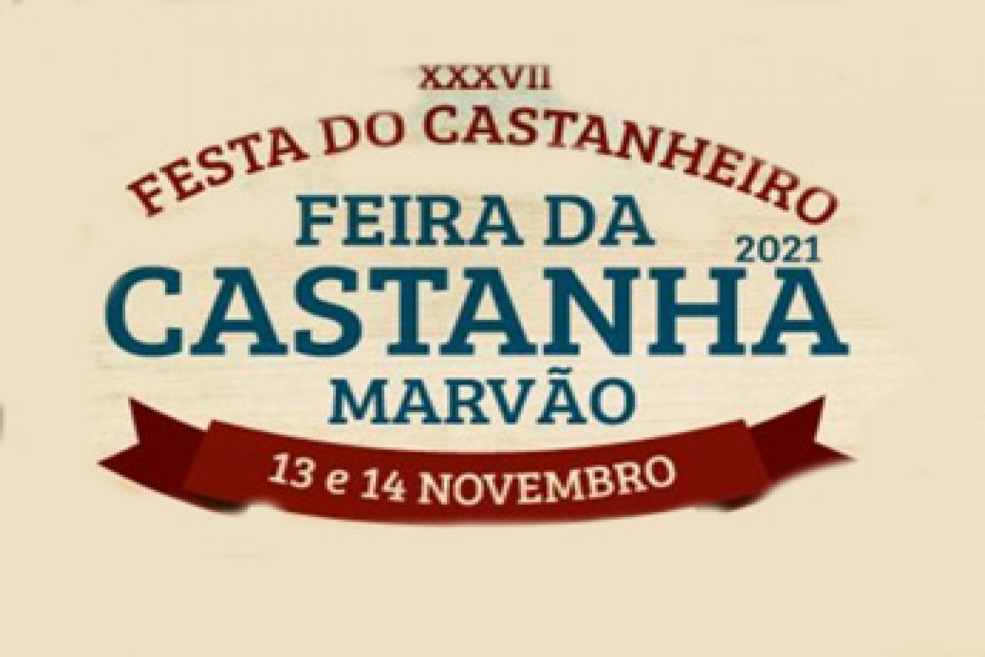 XXXVII FEIRA DA CASTANHA - FESTA DO CASTANHEIRO
